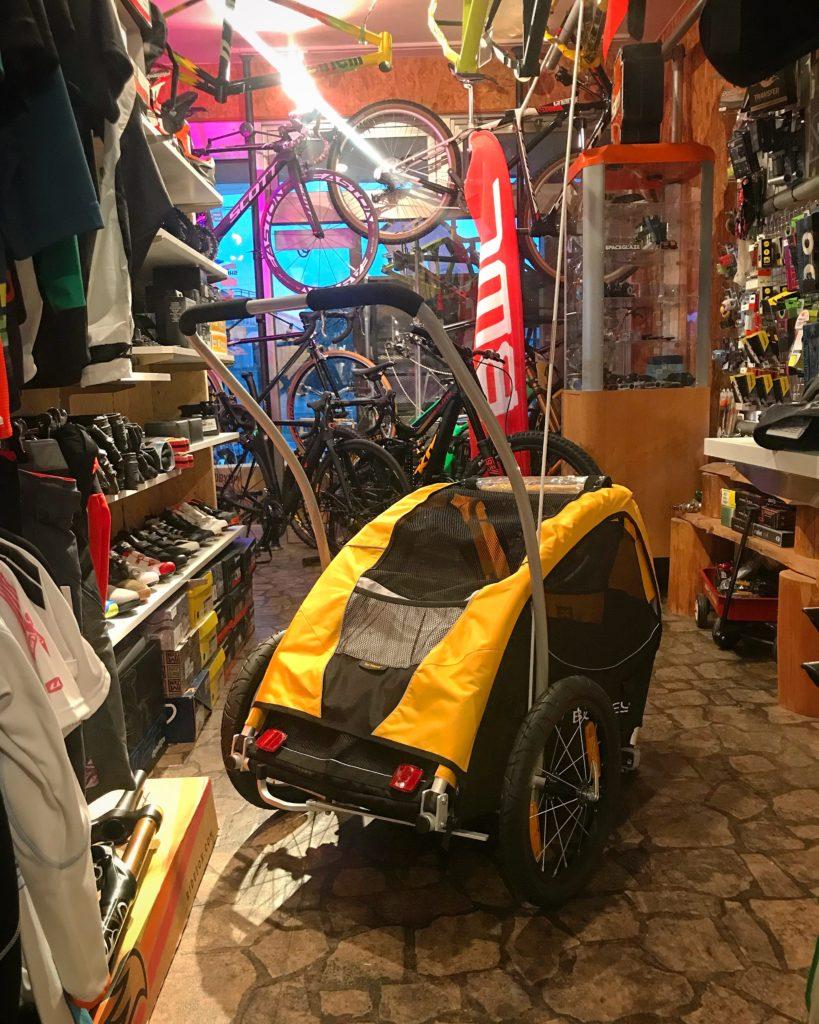 サイクルトレーラー‼️