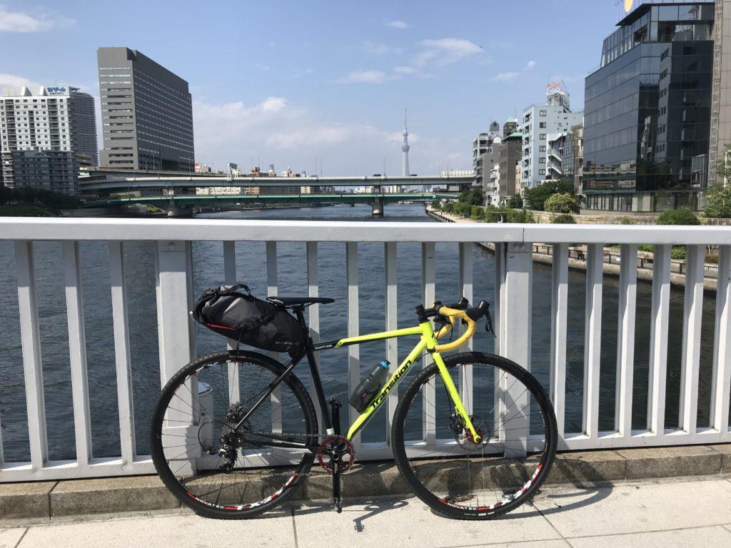 東京サイクリング‼️